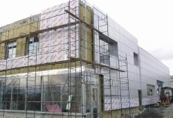 Новинка рынка навесных вентилируемых фасадных систем