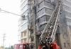 Расследование причин возгорания в красноярской 25-этажке продолжается