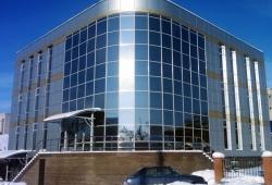 Стеклянные системы навесных вентилируемых фасадов