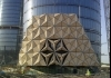 27.10.2013 Фасад башен «Al Bahar» спасает обитателей от жары