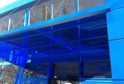 Облицовка алюминиевыми композитными панелями