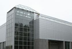 Проектирование современных навесных вентилируемых фасадов из светопрозрачных панелей