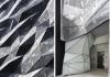 02.12.2013 Здание с «изломанным» фасадом появилось в деловом центре Токио