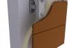 О долговечности подсистемы из оцинкованной стали с полимерным покрытием