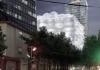 24.11.2013 В Шанхае появится офисный центр с «дутым» фасадом