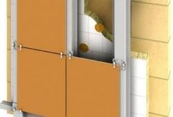 Новые виды утеплителей при монтаже навесных вентилируемых фасадов